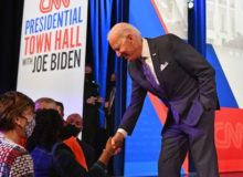 CNN Townhall: Biden Says He'll Deploy National Guard to Supply Chain Crisis. WH Clarifies.