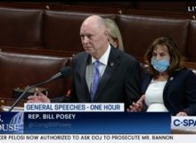 EPIC: GOP Rep Posey Ends House Floor Speech With 'Let's Go Brandon' (Video)
