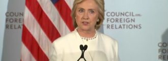 Hillary Clinton: Muslims 'have nothing whatsoever to do with terrorism' – Video