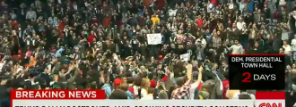 Chicago rioters: Groping female Trump supporters is okay; 'They are racist white b**ches'