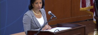 Susan Rice: Too many whites in government jobs endangering national security