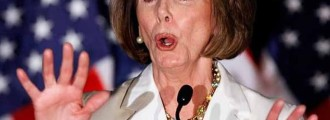 Nancy Pelosi 'proud' Obama regime forcing schoolgirls to shower, share bathrooms with boys
