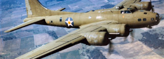 Godspeed: B-17 gunner revisits Britain after 70 years, dies quietly there