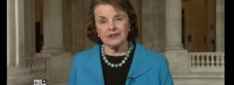Video: Dianne Feinstein says Americans must prove their innocence if they're on a watch list