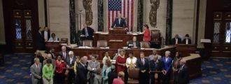 House Democrats throw temper tantrum over gun control