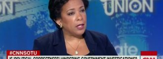 Did AG Loretta Lynch really say that Muslims are under the government's protection? – Video