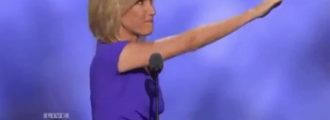 "Libtard Outrage Over Laura Ingraham's ""Nazi Salute"" at RNC"