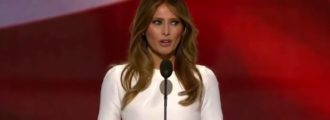 Philadelphia Inquirer fashion writer: Melania Trump's white dress racist