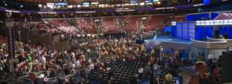 'Interfaith' prayer space at DNC convention has no sign of any religion except Islam