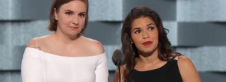 'Ugly Betty' star America Ferrera to DNC: America founded on diversity of sexual orientation