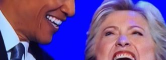 What's up with that 'hole' in Hillary's tongue?