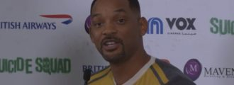 Will Smith in Dubai: Hey, let's 'cleanse' Trump supporters from America -- Video