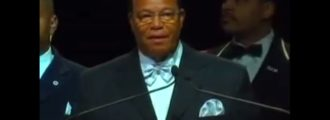 Louis Farrakhan slams Hillary, demands land, billions for new black nation