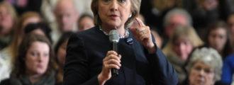 Georgetown Dems: Calling Hillary 'Mrs. Clinton' sexist