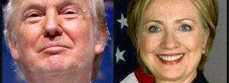 Polls on Clinton v. Trump: 'Battle of the unloved candidates'