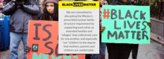 Black Lives Matter: 'We are committed to disrupting the Western-prescribed nuclear family…'