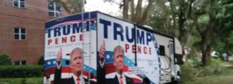 Media silent as Trump campaign provides relief to storm-ravaged Floridians