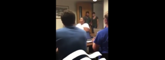 Snowflakes at Univ. of Kansas crash conservative meeting to call them white supremacists