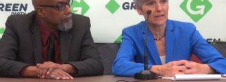Green Party VP candidate calls for international oversight of U.S. police
