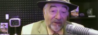 Talk show host Michael Savage pulled off air after discussing Hillary's health