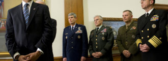 Rotten to the Corps: 'Obama's Favorite General' Pleads Guilty