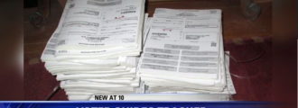 Feds investigating voter guides dumped in Berkeley recycling bin