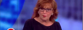 Joy Behar: Trump a 'traitor' who should be charged with sedition