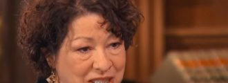 Sonia Sotomayor: 'Sometimes I wanted to beat Scalia with a bat'