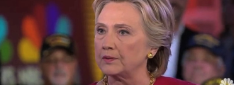 Report: Hillary had racist, violent meltdown after Commander-in-Chief forum — Video