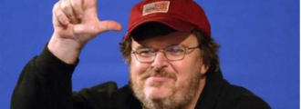 Wealthy filmmaker Michael Moore: Trump voters 'legal terrorists'