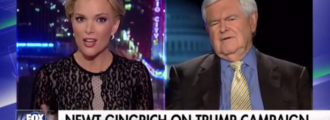 Poll: Should Fox dump Megyn Kelly after heated exchange with Newt Gingrich?