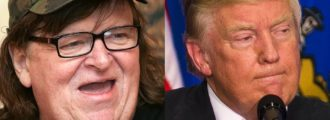 No, Michael Moore Did NOT Endorse Donald Trump