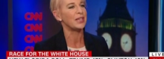 Epic: UK reporter calls CNN 'Clinton News Network' — on CNN (Video)