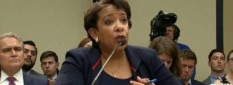 Loretta Lynch 'Pleads the 5th' on Iran Ransom Cash