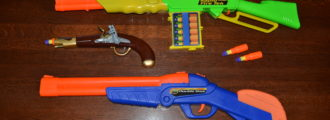 Targeting Toys: The Left's War On Toy Guns
