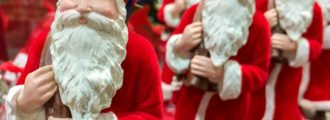 Oregon school district to staff: No Santa Claus, 'religious-themed' Christmas decorations