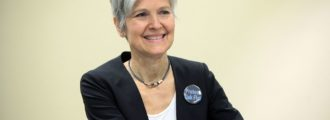 Bye bye: Michigan court stops recount, says Stein not an aggrieved candidate