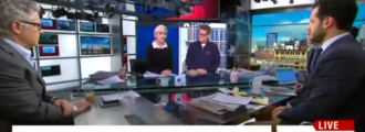 MSNBC's Mika Brzezinski says Clinton camp tried to pull her off air for criticizing Hillary