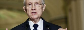 Despicable Harry Reid defends lie about Romney: 'I did what was necessary'