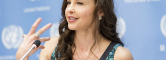 The stupid marches on: Ashley Judd claims yellow emojis racist, sign of white privilege
