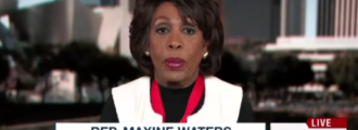Maxine Waters: Trump calling Clinton 'Crooked Hillary' may be impeachable — Video