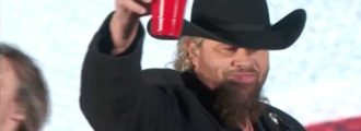 'Redneck' Toby Keith: Obama comment stuns arrogant liberals