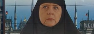"Frau Merkel WARNS Trump & Pisses In Her Pants: ""Declaration of War"" Re Comment, ""Migration Policy A Catastrophe""!"