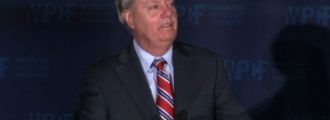 Sen. Lindsey Graham: 'I don't know what America first means' — Video