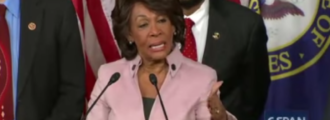 Maxine Waters claims Putin invaded Korea in statement advocating impeachment of Trump