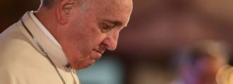 Pope Francis: 'Muslim terrorism does not exist' but 'ecological crisis is real'