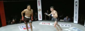 MMA beat down: When showboating goes very, very wrong