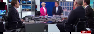 MSNBC's Mika Brzezinski: Media's job to 'control exactly what people think'