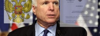 Senator McCain Once Asked Russia for Illegal Political Donations