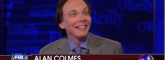 Death stills a liberal voice: Fox News' Colmes dead at 66